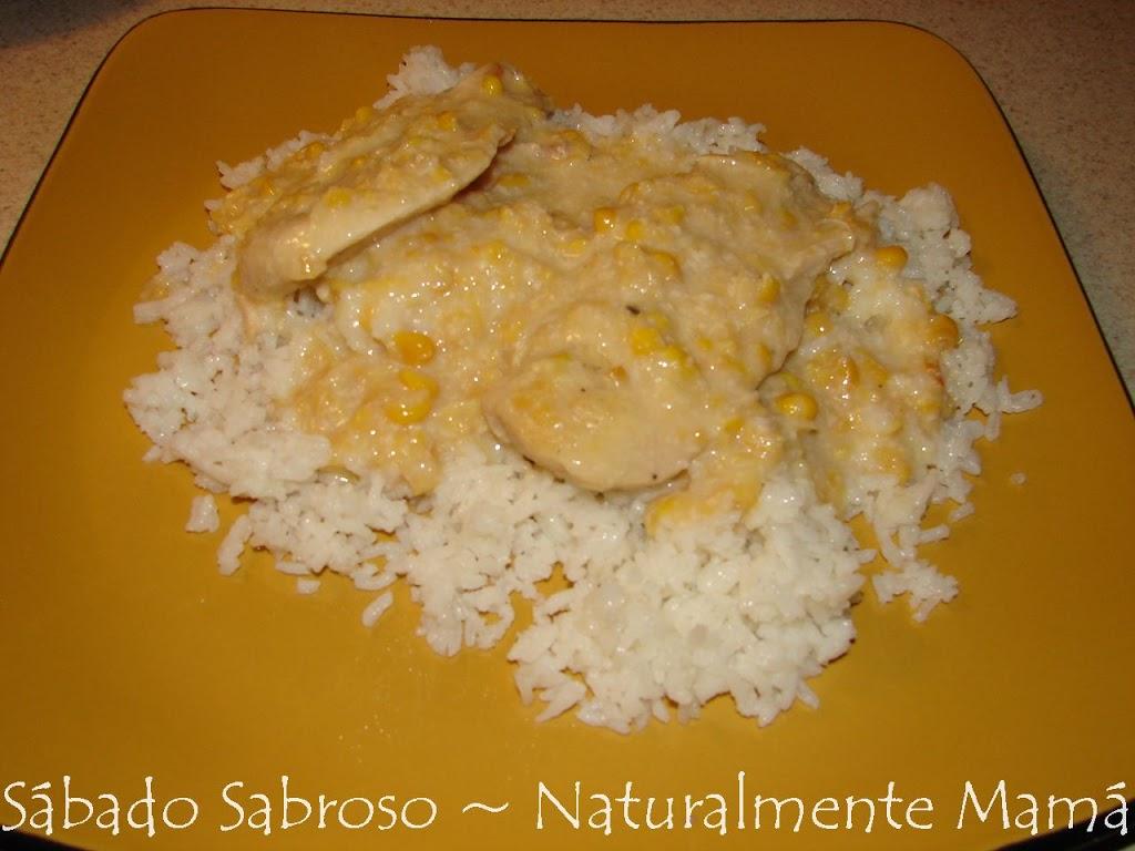 Pechugas de Pollo en Salsa de Maíz | Receta