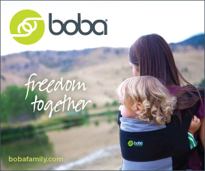 Baby Carrier by Boba