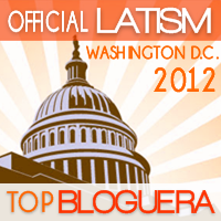 Official LATISM Top Bloguera!