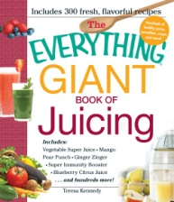 The Everything Giant Book of Juicing | Reseña