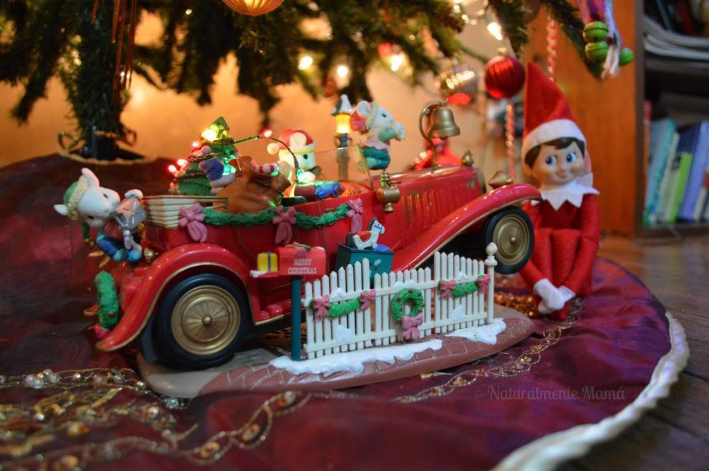 Tradiciones Navideñas: The Elf on the Shelf | 2da semana