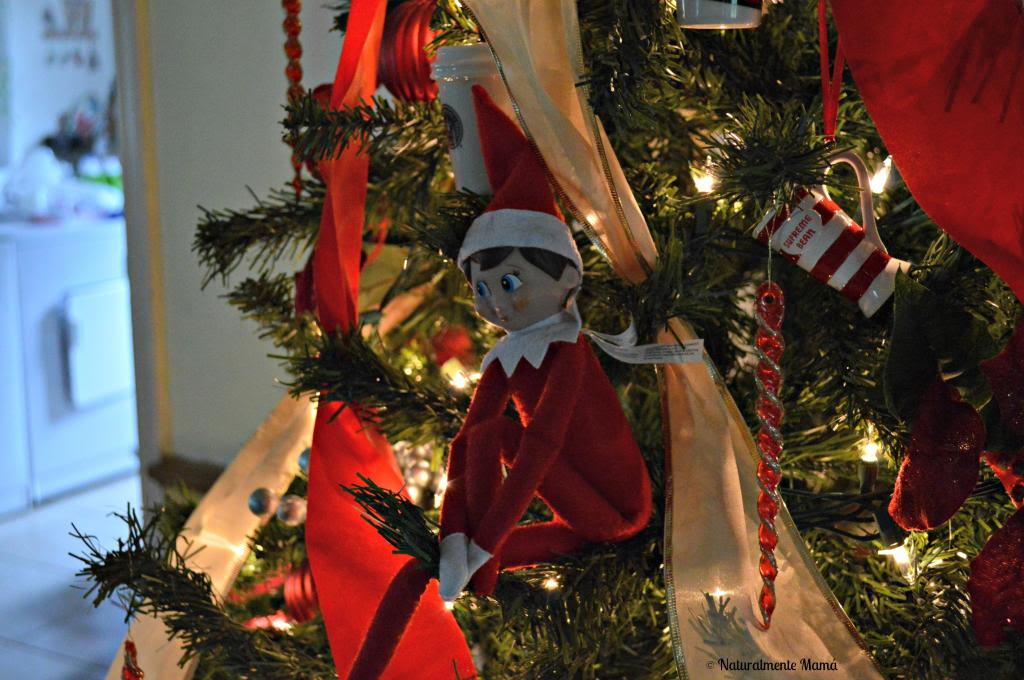 Tradiciones Navideñas: The Elf on the shelf | 1ra Semana