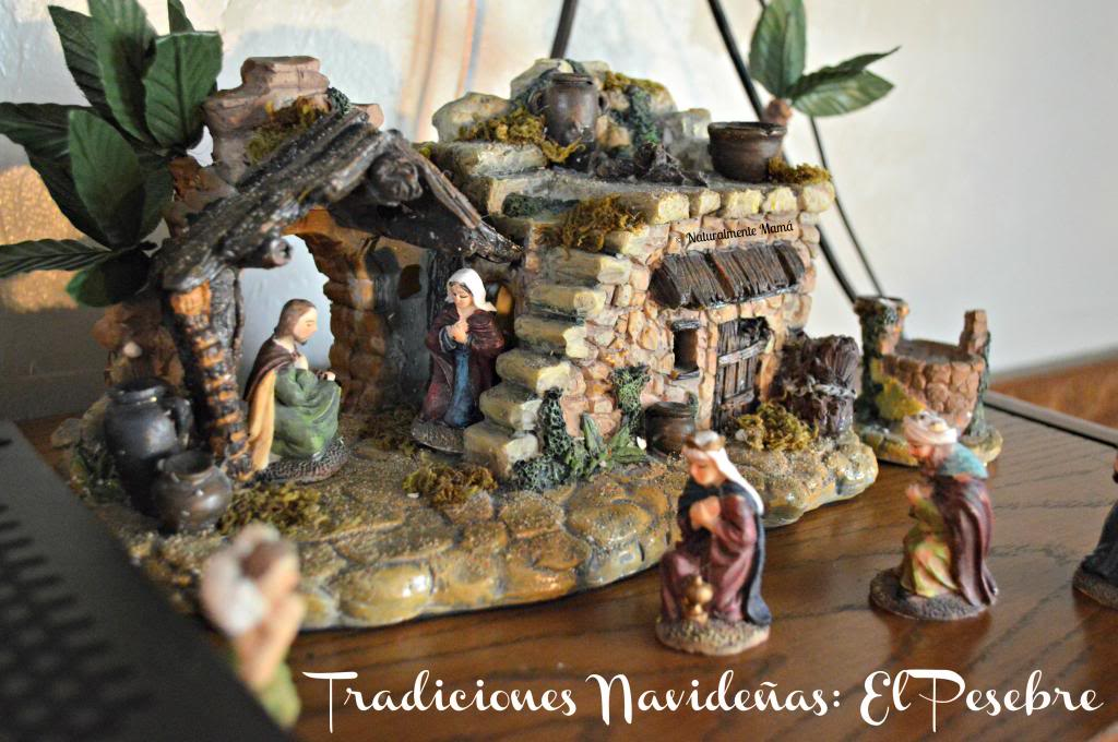 Miércoles Mudo ~ Tradiciones Navideñas: El Pesebre