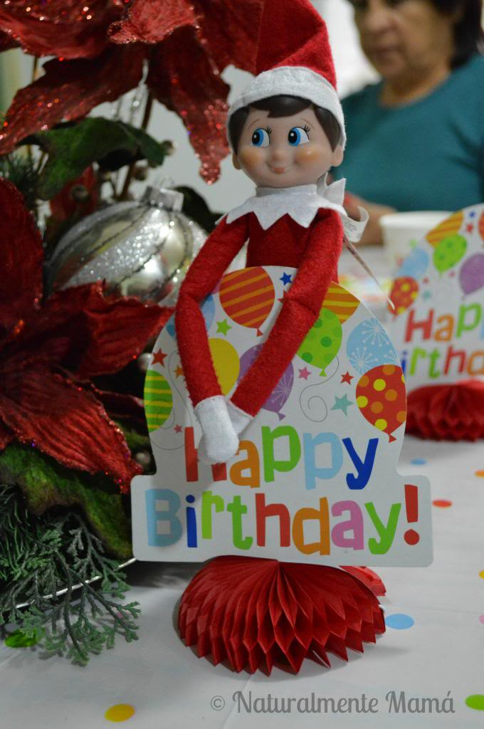 Tradiciones Navideñas: The Elf on the Shelf | 3ra Semana