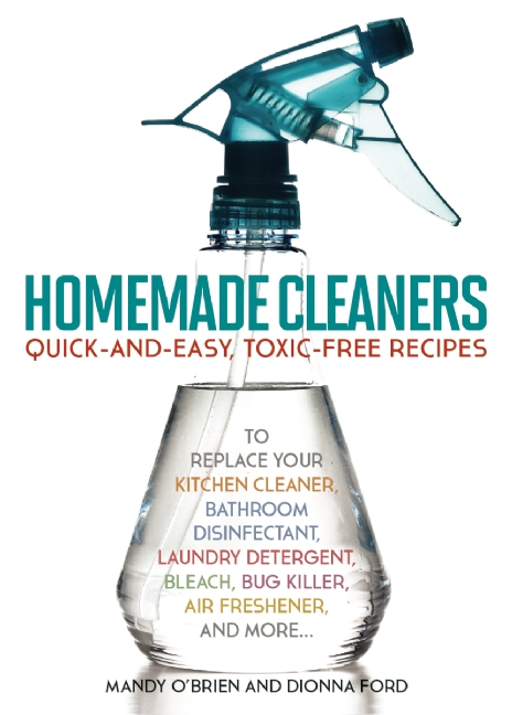 Libro Homemade Cleaners