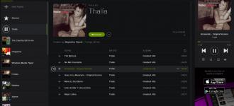 Playlist de Thalia