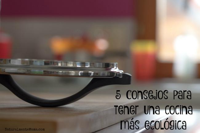 5 Consejos para tener una cocina más ecológica