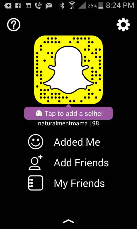 Miércoles Mudo ~ Sígueme en Snapchat #MiercolesMudo